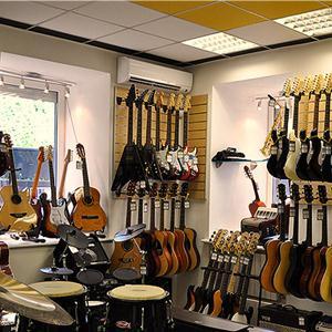 Музыкальные магазины Агрыза