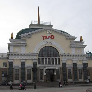 Железнодорожные вокзалы Агрыза